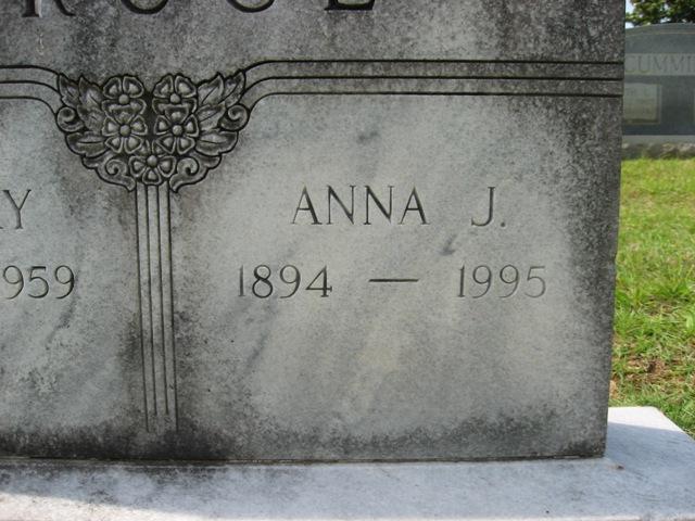 Anna Estelle <i>Johnson</i> Bruce