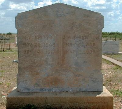 G. W.F. Britton