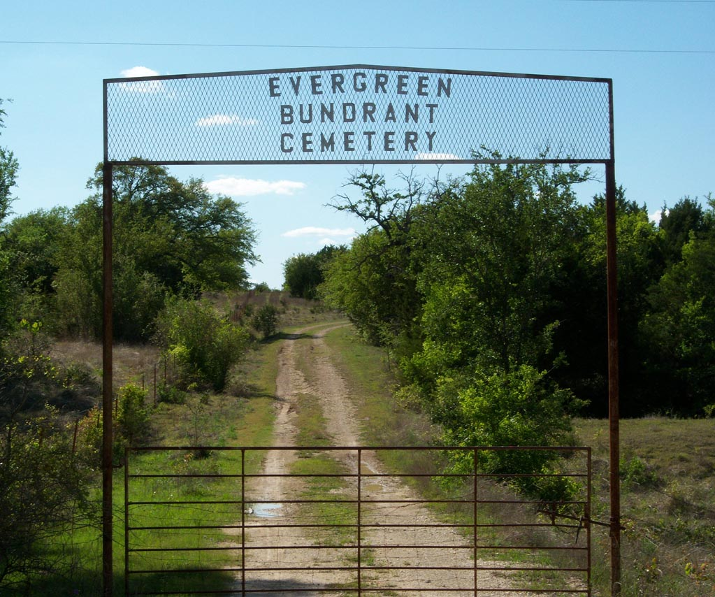 Evergreen Bundrant Cemetery