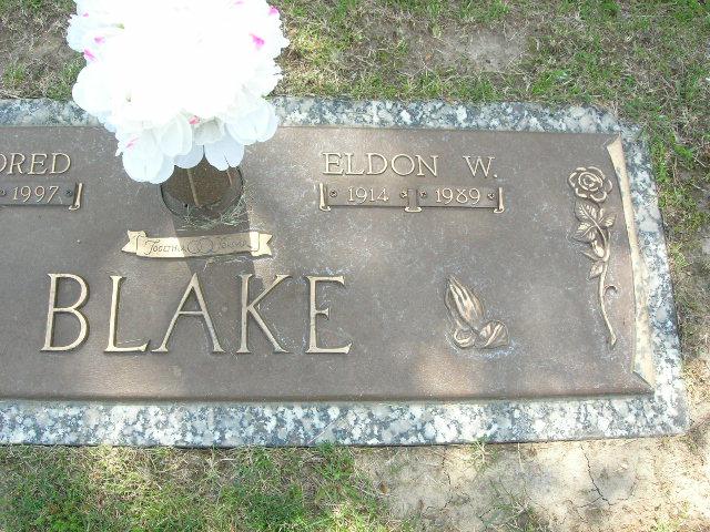 Eldon Wayne Blake