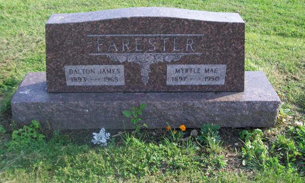 Dalton James Farester