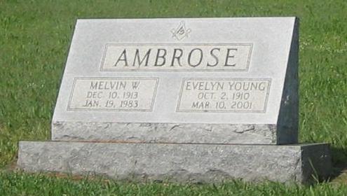 Evelyn <i>Young</i> Ambrose
