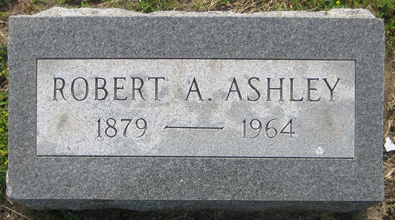 Robert Anson Ashley