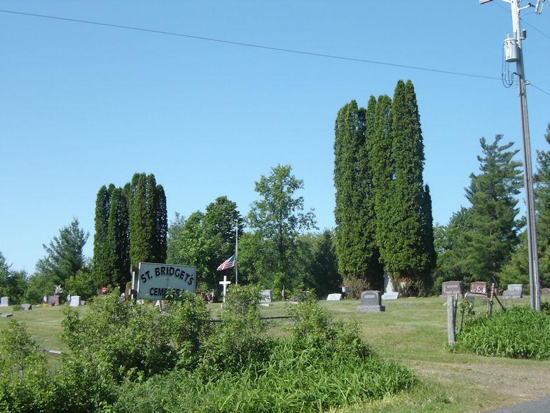 Saint Bridget Cemetery