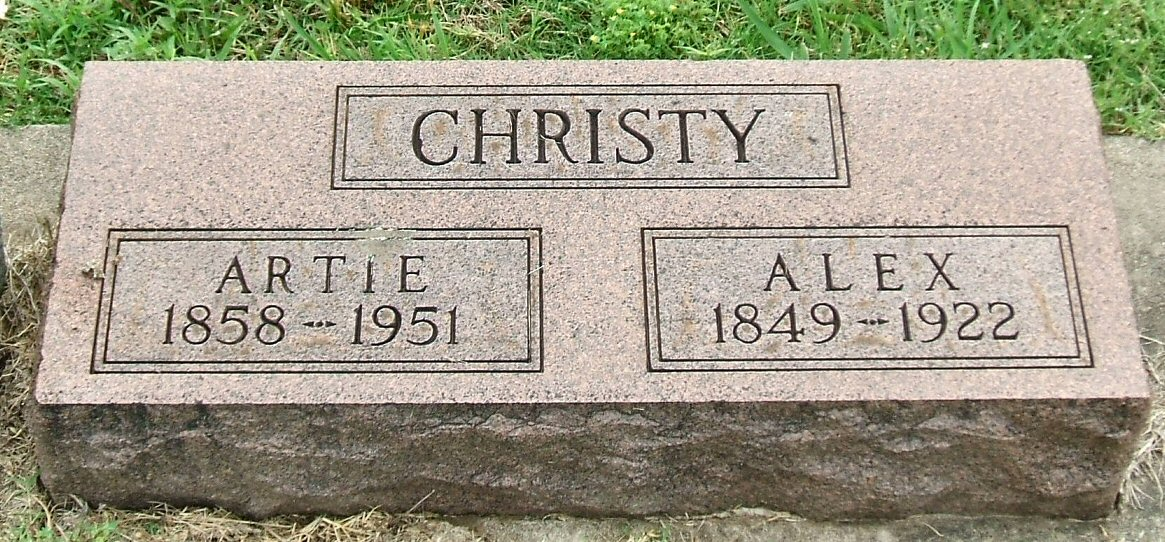 Artensia Mae Artie <i>Johnston</i> Christy