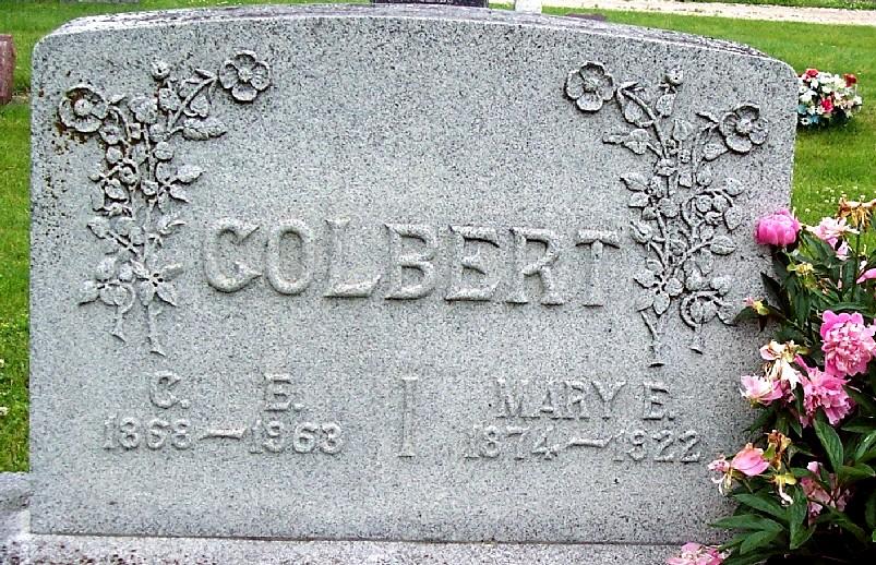 Cassius E. Colbert