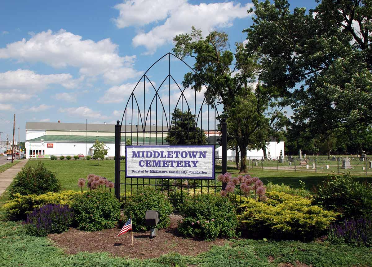 Middletown Historical Pioneer Cemetery