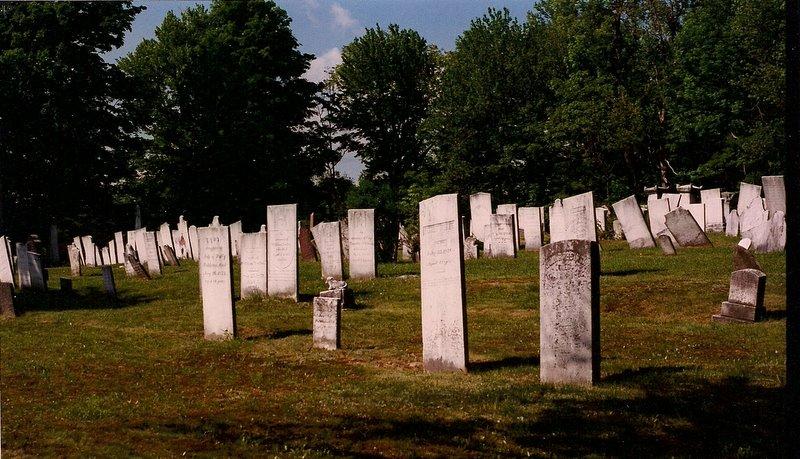 Middlefield Center Cemetery