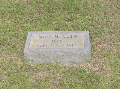 Mike M. Allen