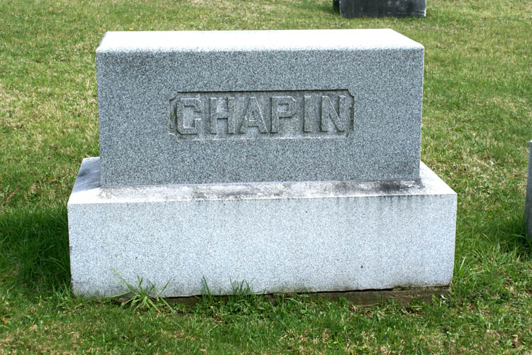 Alfred Chapin