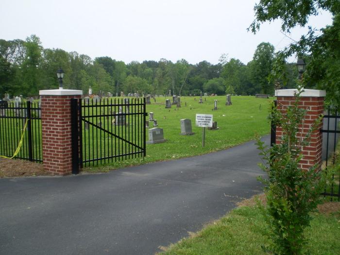 Peavine Cemetery