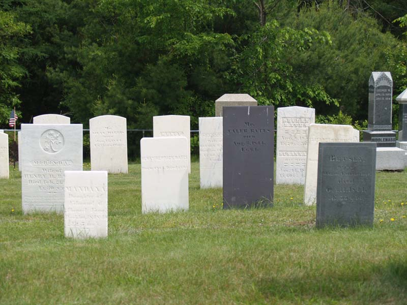 Old Valley Cemetery