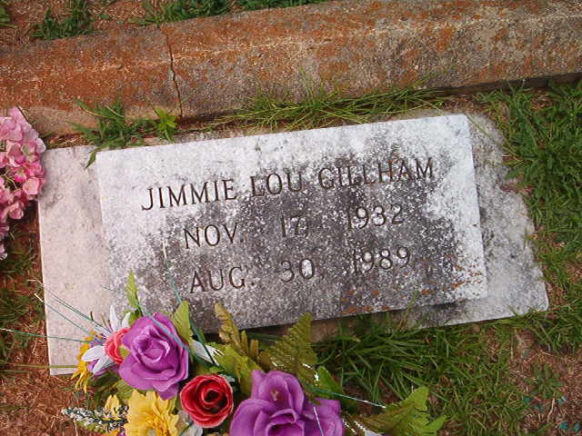 Jimmie Lou Gillham
