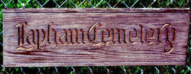 Lapham Cemetery