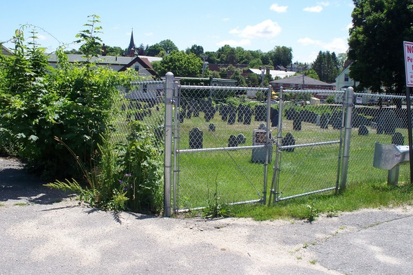 Second Burial Ground