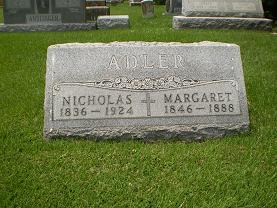 Margaret <i>Steckler</i> Adler