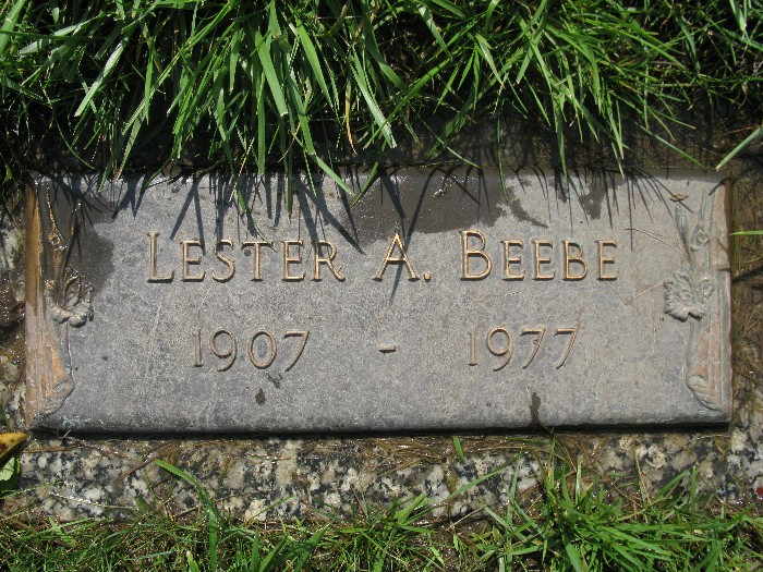 Lester A. Beebe