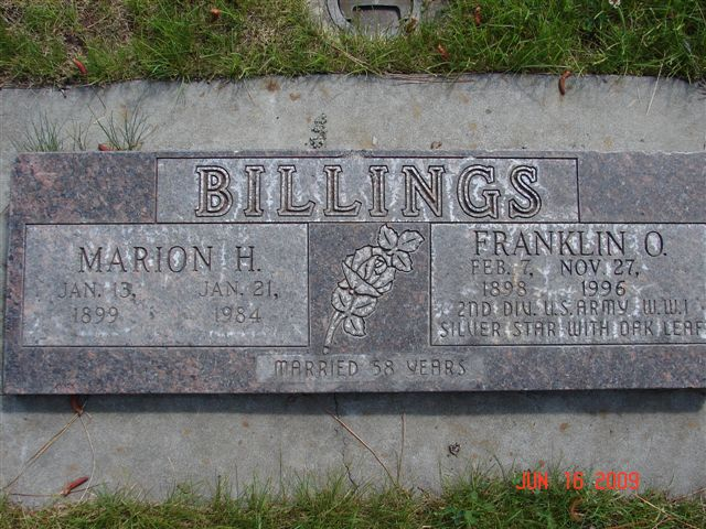 Franklin O. Billings