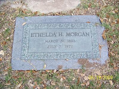 Ethelda Etta <i>Hambrick</i> Morgan
