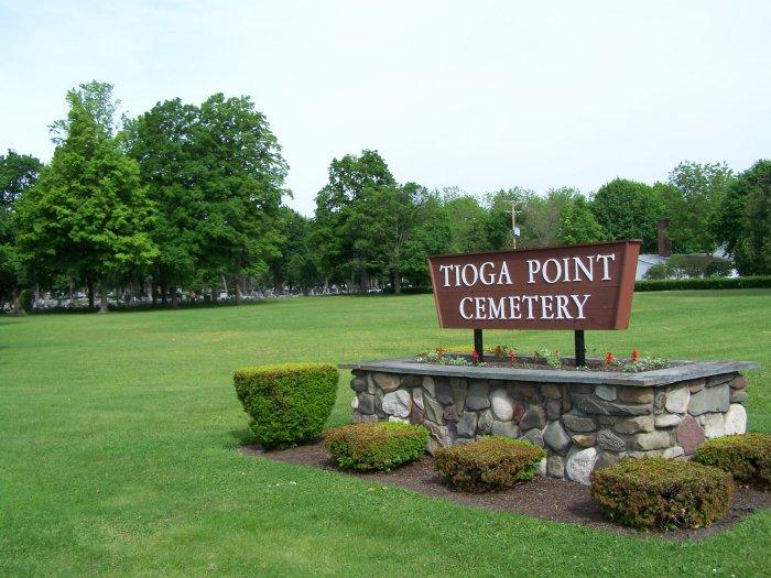 Tioga Point Cemetery