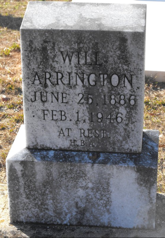 Will Arrington