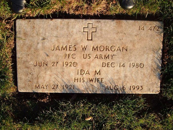 Ida M. <i>Williamson</i> Morgan