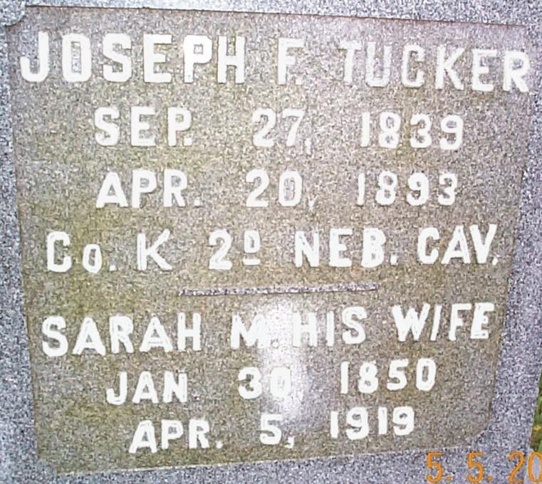 Sarah Margaret <i>Keeton</i> Tucker