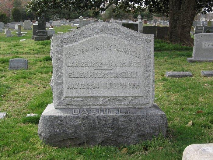 William Handy Dashiell