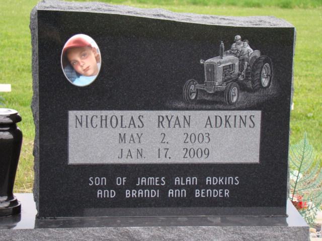 Nicholas Ryan Adkins