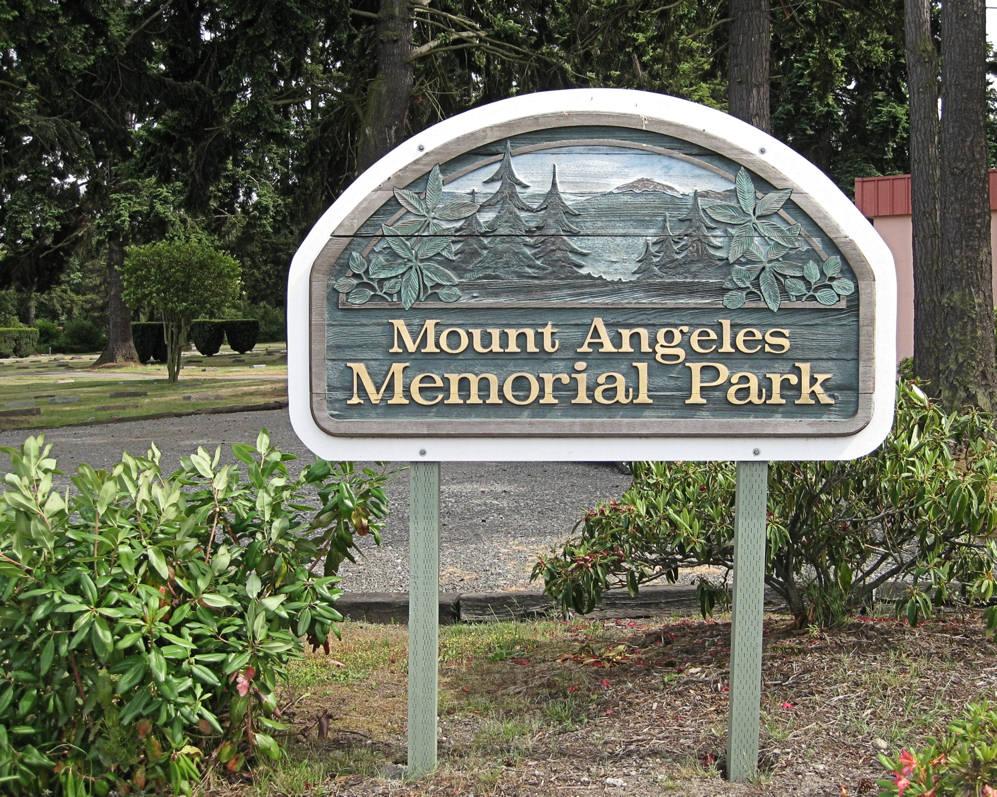 Mount Angeles Memorial Park