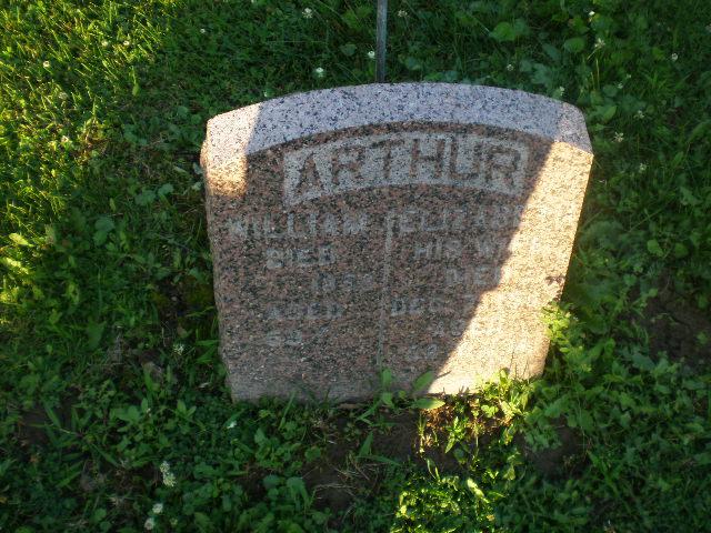 Elizabeth <i>Mills</i> Arthur