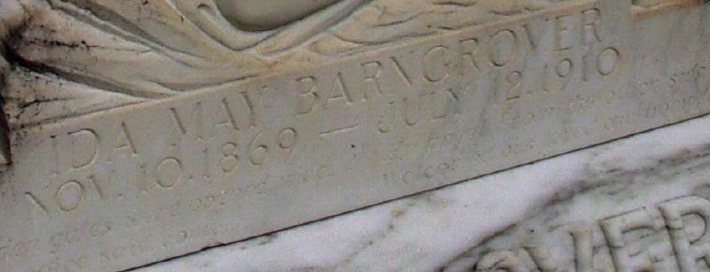 Ida Mae <i>Barrow</i> Barngrover
