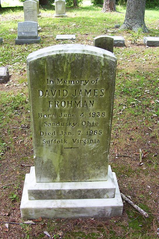 David James Frohman