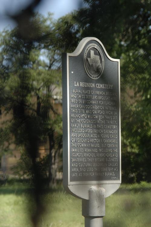 La Reunion Cemetery