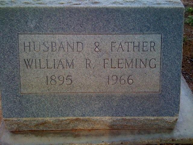 William Robert Fleming