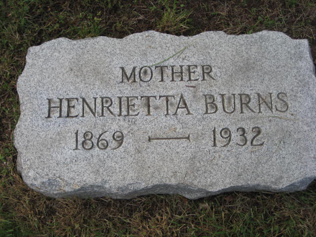 Henrietta Burns