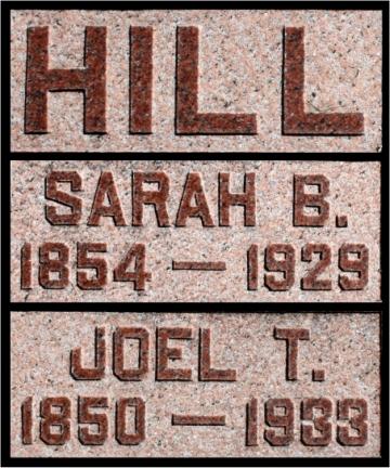 Joel Thornburgh Hill