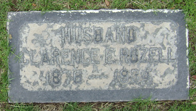 Clarence E. Rozell