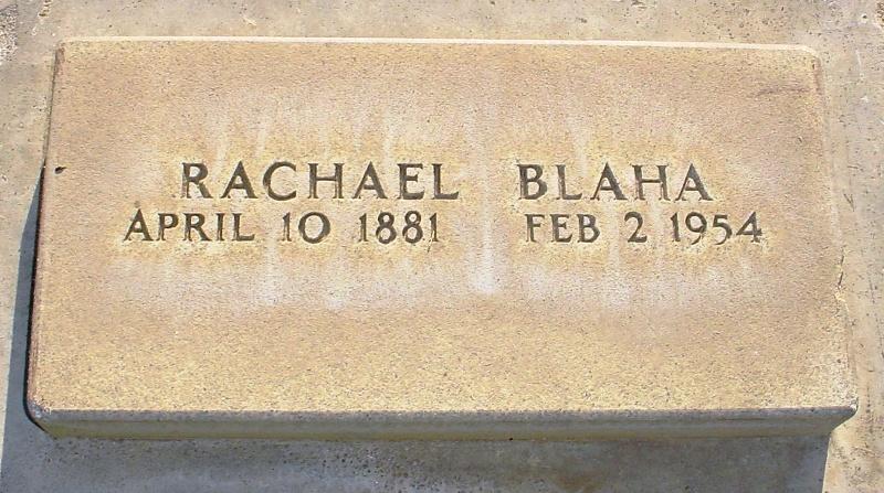 Rachael <i>Chapman</i> Blaha