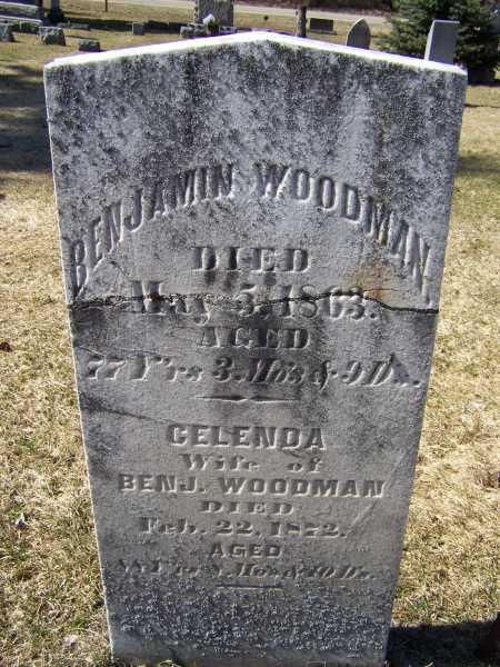 Benjamin Woodman