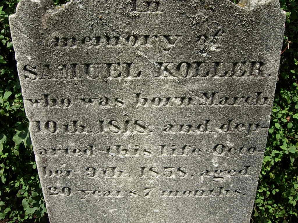 Samuel Koller