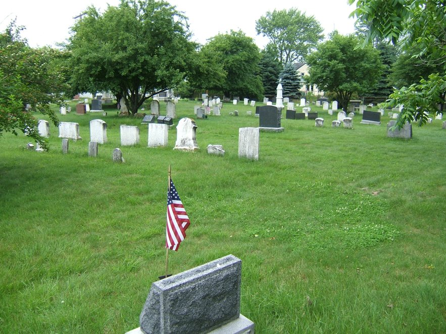 Browns Hill Cemetery