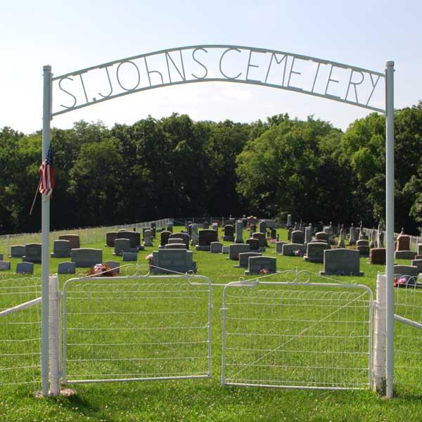 Saint Johns Evangelical Cemetery