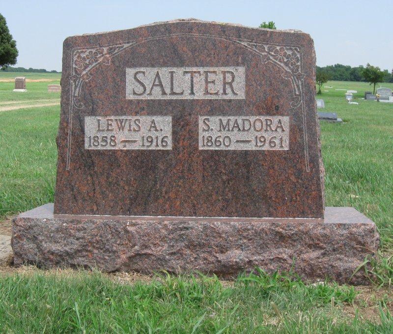 Lewis A. Salter