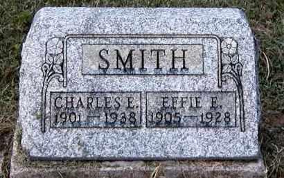 Effie Elizabeth <i>Little</i> Smith