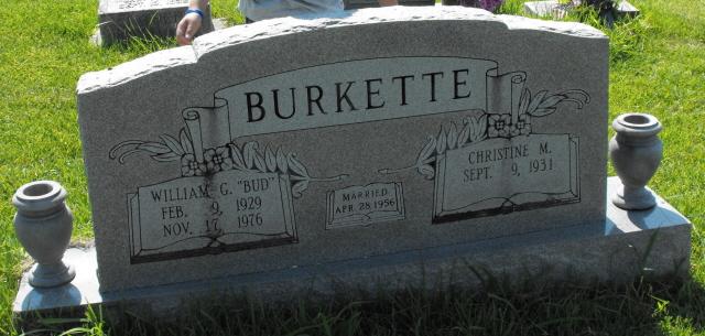 Christine <i>McCord</i> Burkette