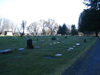 Mount Vernon Pioneer Cemetery