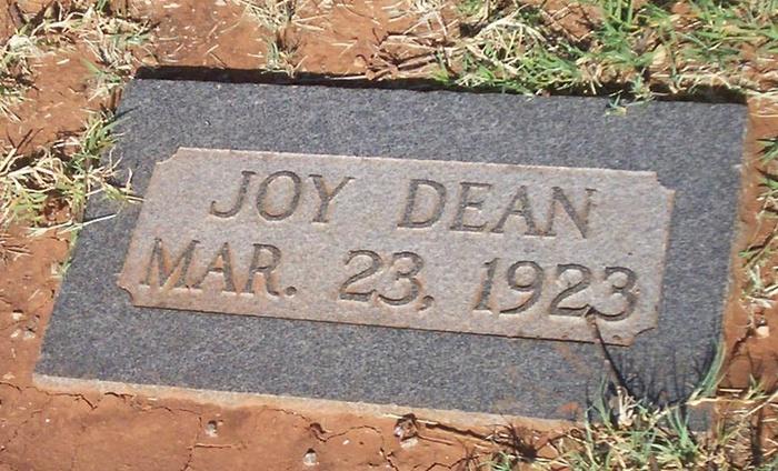 Joy Dean Bouldin