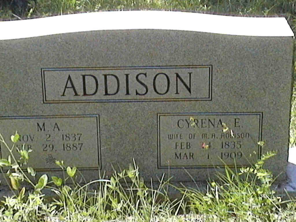 Marion Allen Addison