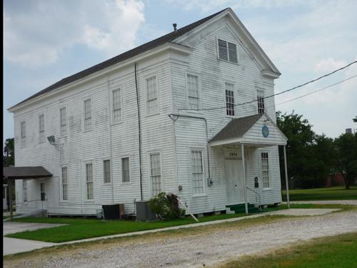 Cedar Bayou Masonic Cemetery